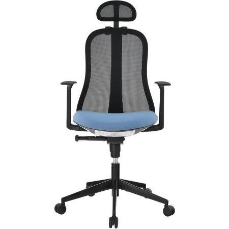 Merax Ergonomic Office Chair High Back Mesh Home Desk Modern Executive Chairs With Adjule
