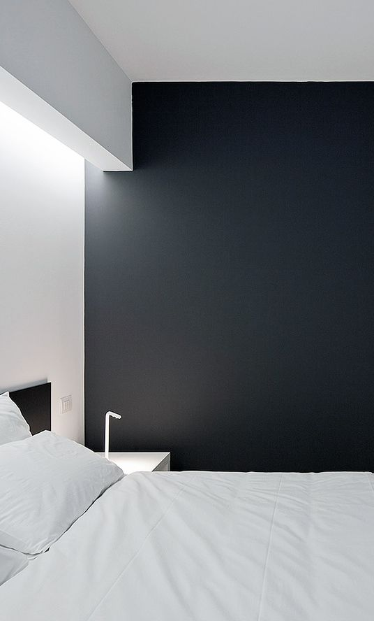 Deco Bedroom Minimalist Interior giuseppe merendino | bed'n design | interior designs | pinterest