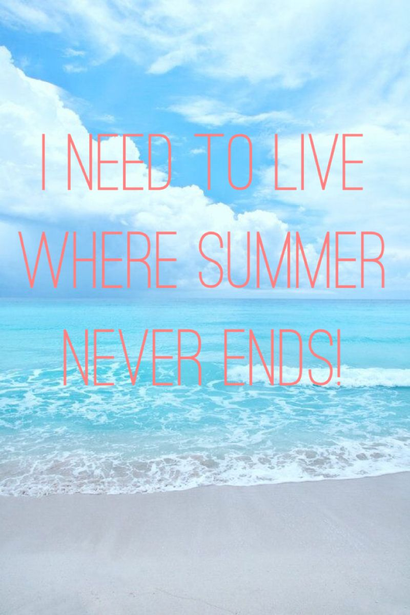 Forever Summer Beach Inspiration Beach Quotes Beach Summer Quotes