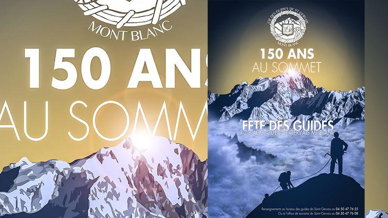 Fête des Guides de Saint-Gervais Mont-Blanc Les Contamines... 150 ans au Sommet... Vidéo: http://www.tvmountain.com/video/montagne/10581-1-fete-des-guides-saint-gervais-mont-blanc-les-contamines-2014-150-ans-au-sommet.html