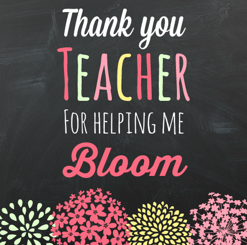 Teacher Gift Idea And Printable Signs Teacher Appreciation Beauteous Appreciation Quotes For Teachers