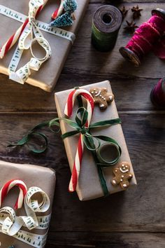 Photo of Christmas Gift Wrapping Ideas.