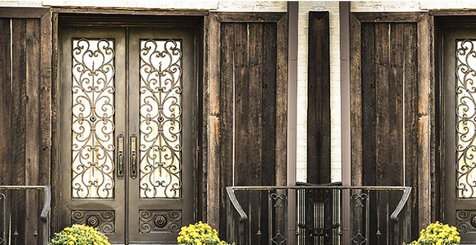 Owned And Operated By Jim And Kathy Jemison And Family Jemison Window And Door Have Been Selling And Instal With Images Window Installation Custom Door Wrought Iron Doors