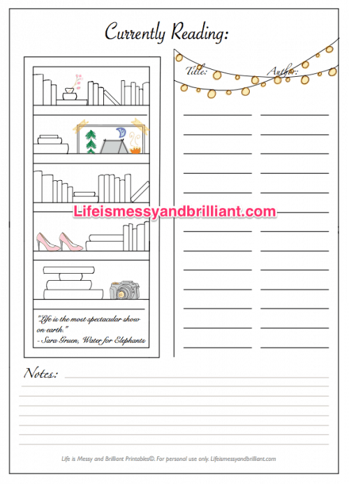 photograph relating to Free Journal Printables named No cost Bullet Magazine Printables Bojo Bullet magazine