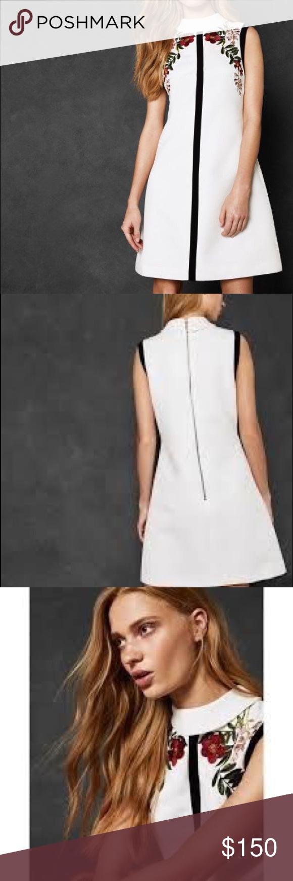 03de889f9d9 Ted Baker AIMMIIDKirstenbosch Tunic Dresss NWOT Kirstenbosch high neck  tunic dress. Go from work to