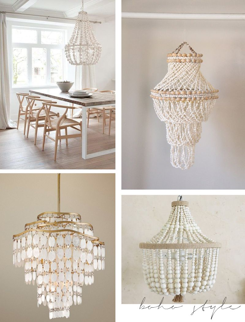 Beaded Shell Chandeliers Shell chandelier Chandeliers and Shell