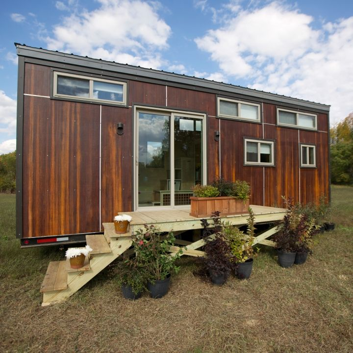 Tiny House Nation host John Weisbarth on living large in a
