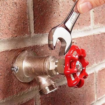 How To Replace An Outside Faucet Faucet Repair Outdoor
