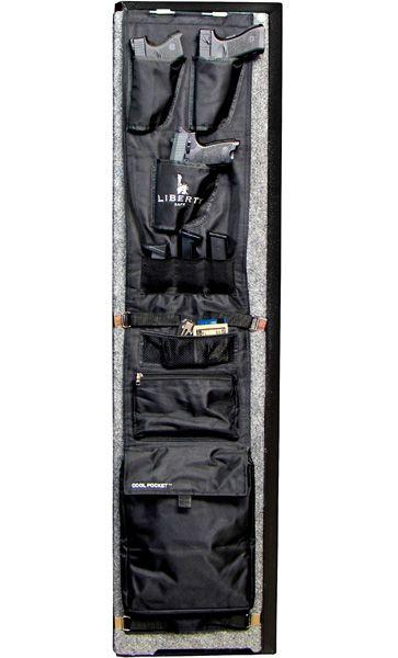 Liberty Door Panel Organizer for 12 cu. ft. Gun Safes - View All Accessories  sc 1 st  Pinterest & Liberty Door Panel Organizer Model 12 #10583 | Gun Safe Accessories ...