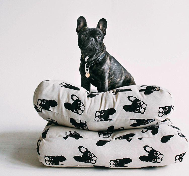 modern dog beds from zana | dog milk - beds & furniture