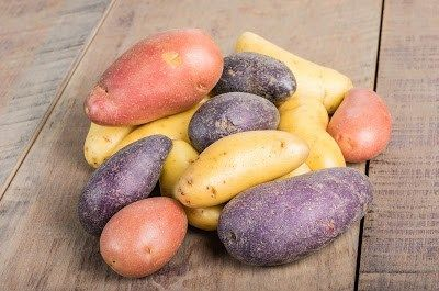 Potatoes – Ohhhhh the creative ways to prepare potatoes for consumption is plentiful. I got recipes for you all on this starchy vegetable. Definitely add this to your grocery list. Potatoes are also high in potassium and Vitamin C too.              Calories: 163 = 1 Medium Potato (varies for each type)