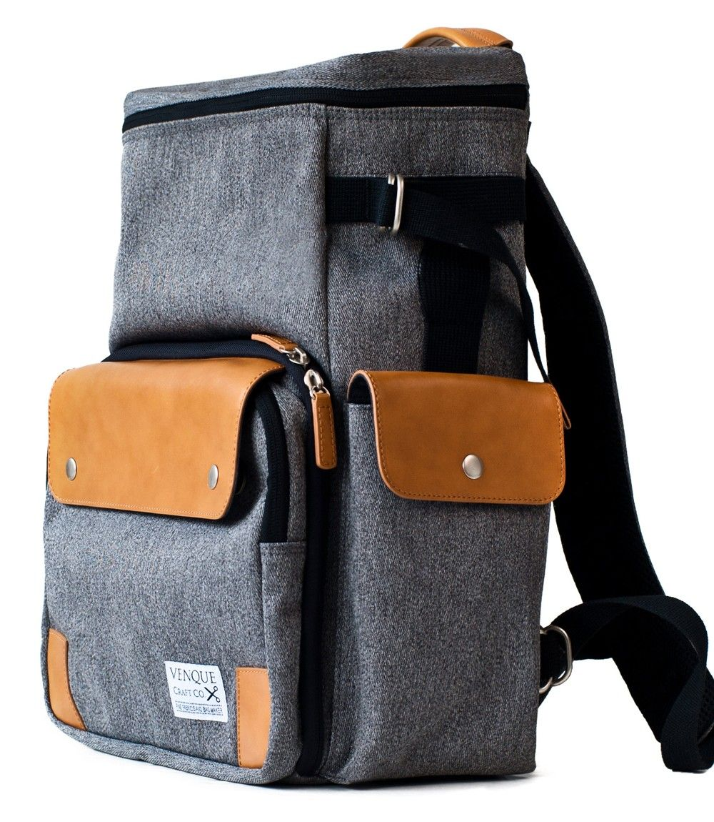 CamPro Camera Bag Grey