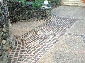 allee de jardin en beton - Recherche Google | Allée jardin ...