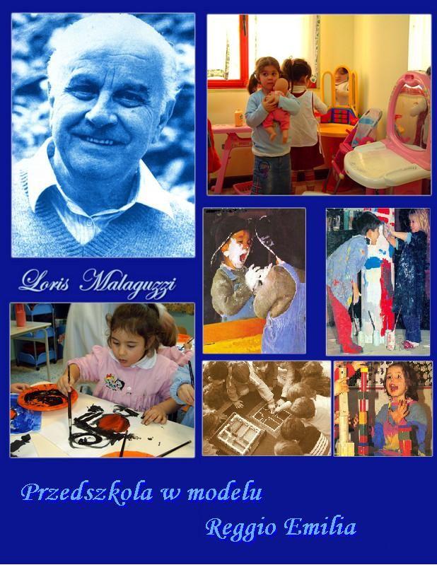 """L. Malaguzzi """"100 języków dziecka""""  """"Dziecko składa się ze stu. Ma sto języków sto rąk sto myśli [...] Dziewięćdziesiąt dziewięć z nich jednakże zostają mu ukradzione ponieważ szkoła i otoczenie oddzielają jego głowę od ciała.  Każą mu: myśleć bez rąk tworzyć bez głowy  [...]""""  Więcej o nagrodzonych w 2010 roku przez Newsweek przedszkolach włoskich poczytj na naszym portalu…"""