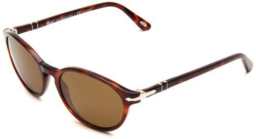 06c8dd202d6 Persol Women s 0PO3015S 24 57 51 Polarized Round Sunglasses