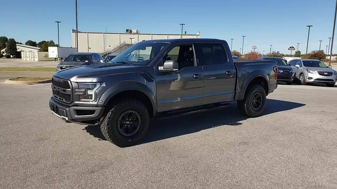 Used 2017 Ford F 150 Raptor 4wd Supercrew 5 5 Box At Central Buick Gmc Used Gb24161g Buick Gmc Ford F150 Buick