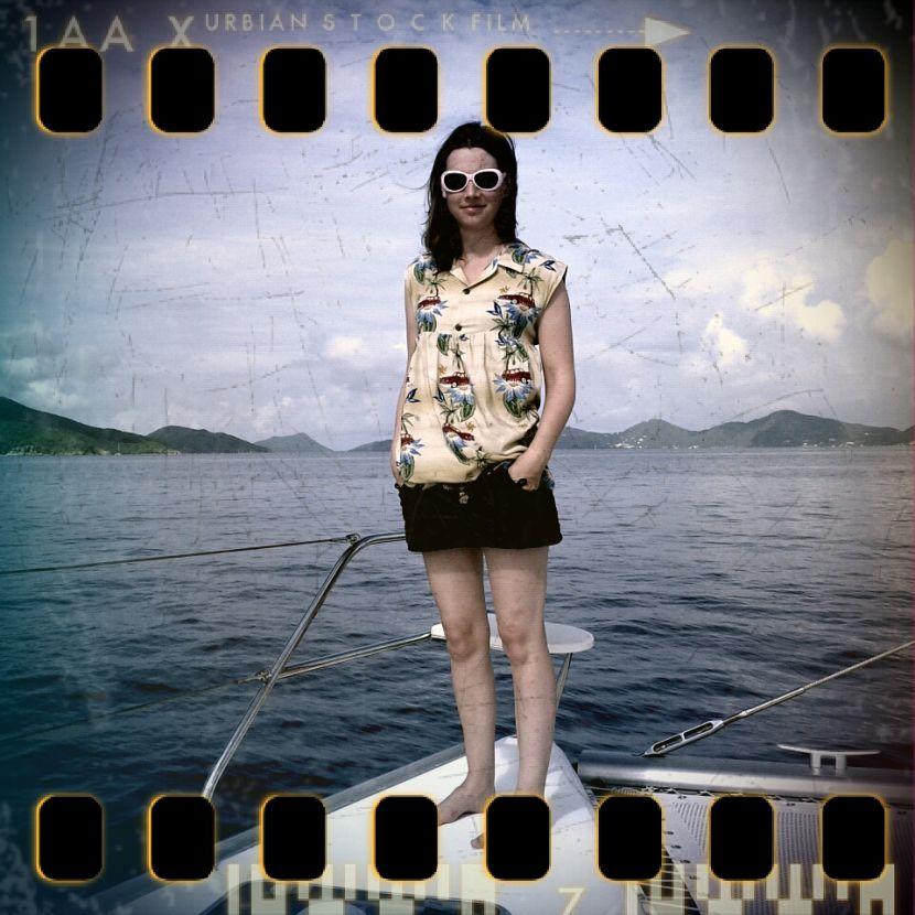 Aus einem zu großen Hawaiihemd... | Refashion | Pinterest