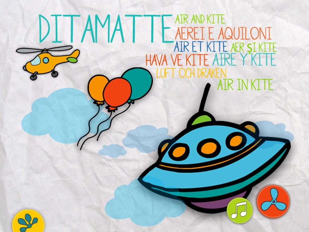 Ditamatte Aviones y cometas Para colorear de forma interactiva ...