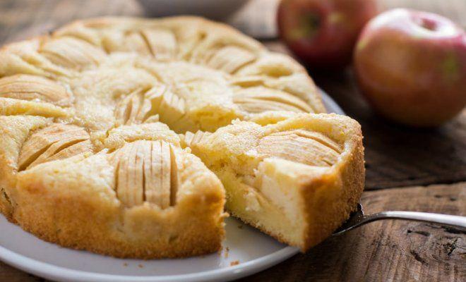 Немецкий яблочный пирог | Рецепты (Огород.ru)
