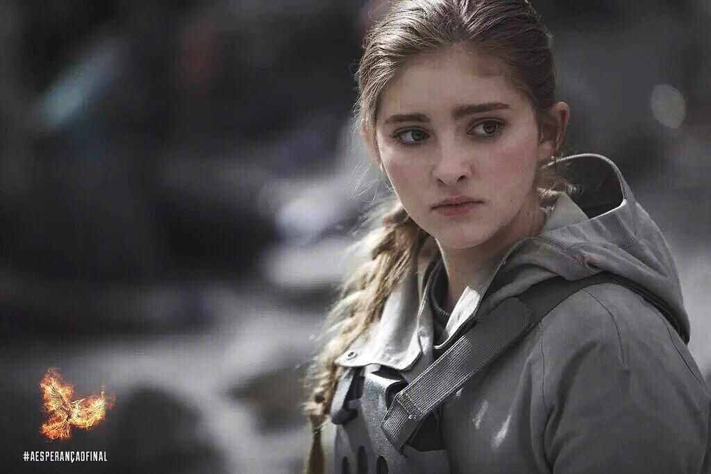 She was so beautiful... oh wait, the actress is still alive! But not.... Prim...