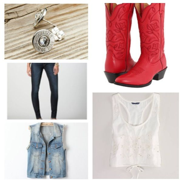 Footloose 2011 Ariel inspired outfit. All on wanelo | To ...