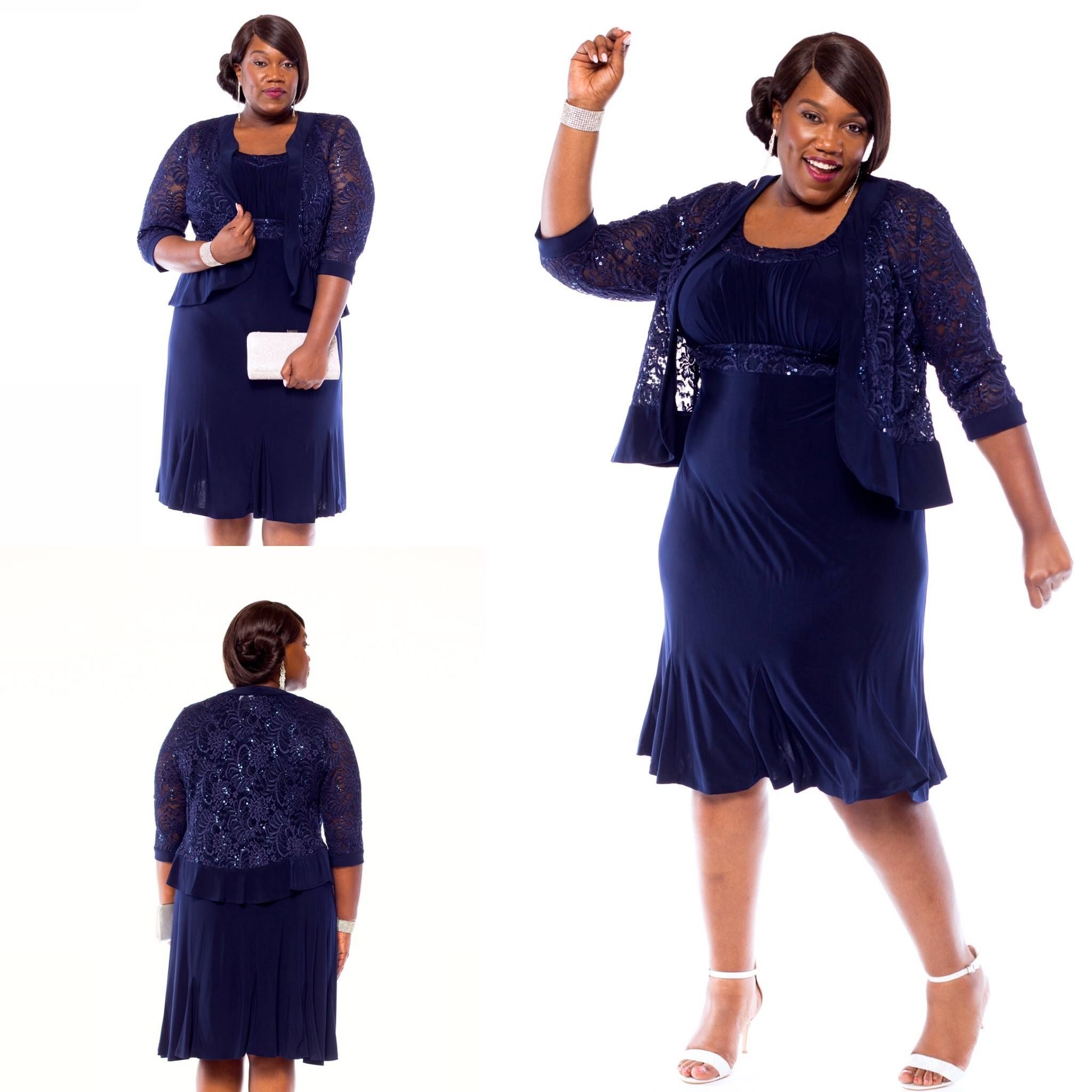 Its your daughters' big day! Our RM Richards #plussize Ruffled Trim Lace Jacket #MotheroftheBride Wedding #dress gets you filled with excitement and pride all day! Available in Mocha, Plum and Navy ( In Plus and missy Sizes) Order this glamorous dress here http://ow.ly/Gu4R30b7Law  #sleektrends #wedding #specialoccasion  . . . . . . #plussizefashion #fashion #houston #houstonfashion #trendy #curvy #curvymodel #plussizeclothing #plussizedress #ootd #easter #motherofthegroom #grandma #glamma…