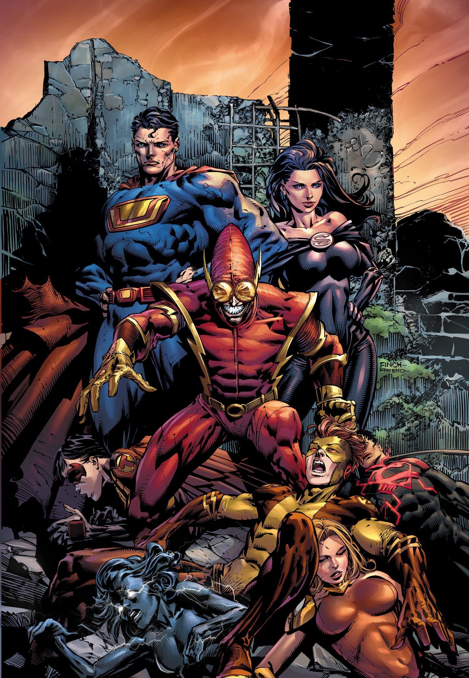 """#DC #Forever #Evil #Fan #Art. (Forever Evil. """"Rats"""" Vol.1#2 Cover) By: David Finch & Richard Friend & Sonia Oback. ÅWESOMENESS!!!™ ÅÅÅ+"""