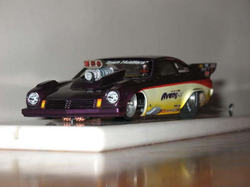 1 24 Scale Slot Car Drag Racing Slot Car Drag Racing Slot Cars Slot Car Racing