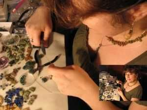 love jewelry? lots of people like to make their own jewelry