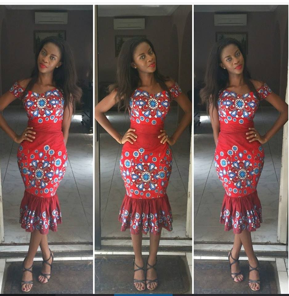 Debonke house of fashion simple ankara short gown for ladies sexy short ankara dresses for party dresses and cocktail dresses ankara stylecheap online summer dresses for women african print ladies ankara fashion ombrellifo Images