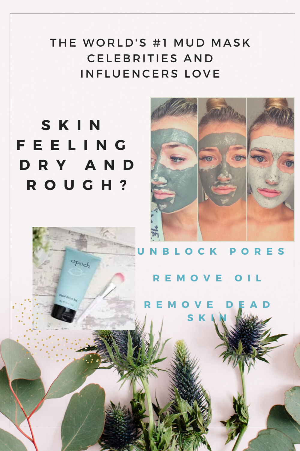 1 Selling Face Mask Skincare For Women In Their 30s Futureproof Your Skin In 2020 Glacial Marine Mud Marine Mud Mask Nuskin
