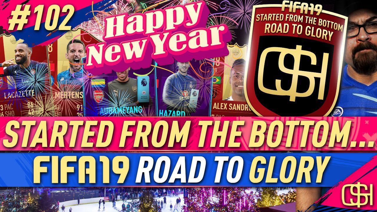 HAPPY NEW YEAR I DO WE DO A NEW PRIME ICON SBC? I FIFA19