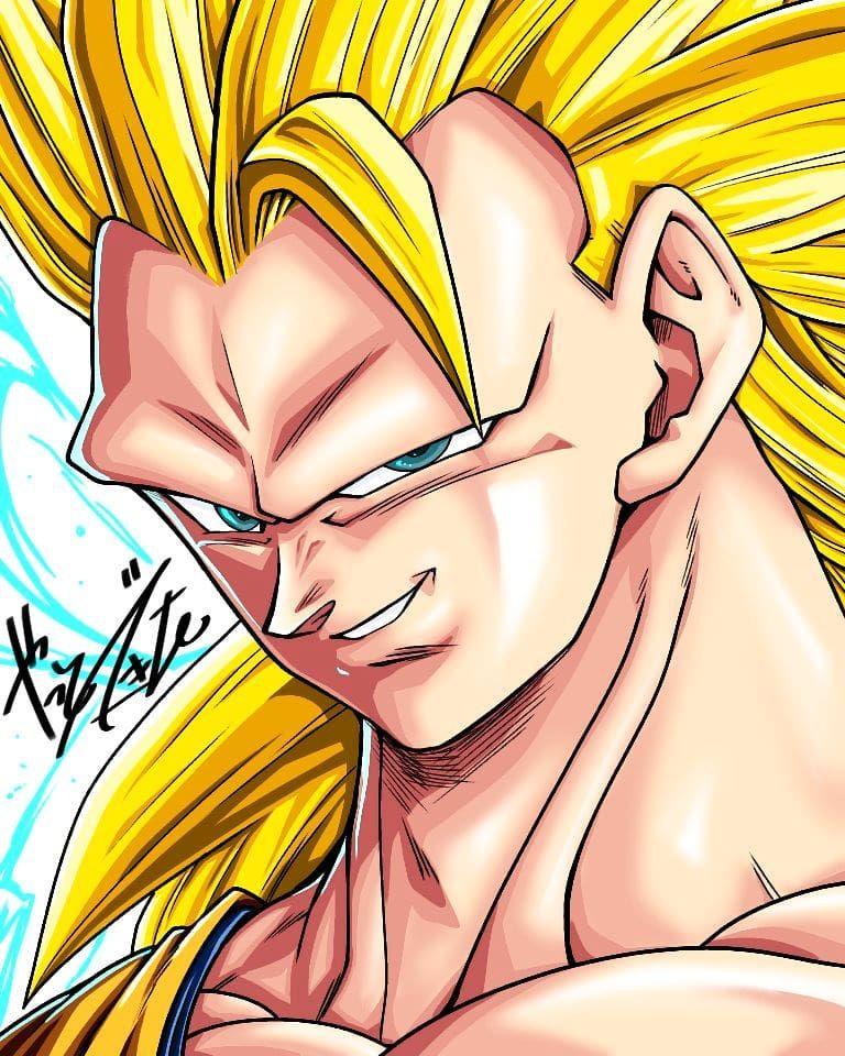 476 Mentions J Aime 4 Commentaires ᴅʀᴀɢᴏɴ ʙᴀʟʟ Cba Dragonballcba Sur Instagram Goku Ssj3 Dragon Ball Artwork Dragon Ball Super Manga Dragon Ball Art