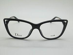 d703cf7d34c Christian-Dior Black Cat Eyes