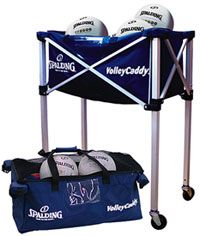 Spalding Ball Caddy Midwest Volleyball Warehouse Volleyball Spalding Spalding Ball