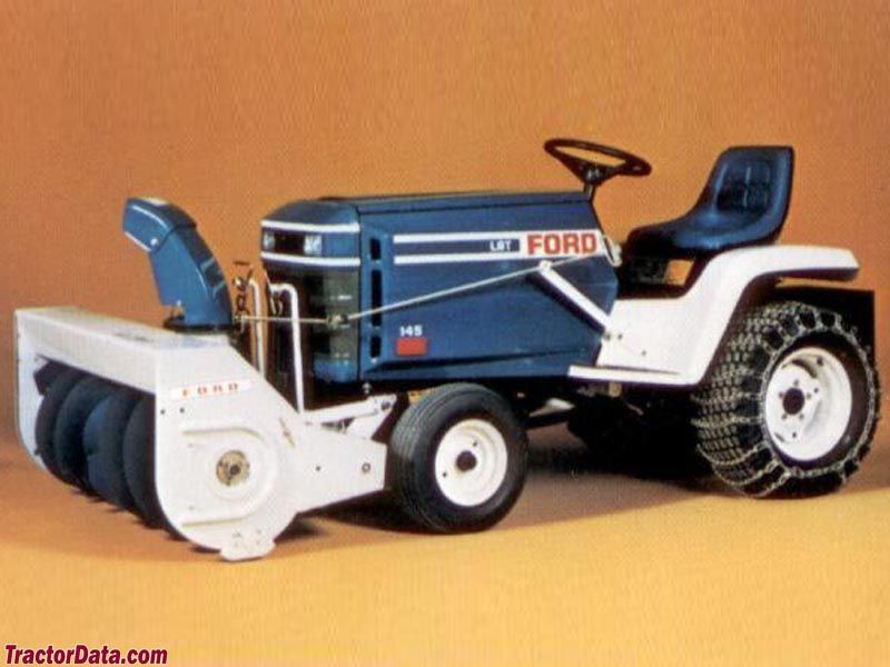 Parts Are Available Through New Holland Ford Dealers Which Is