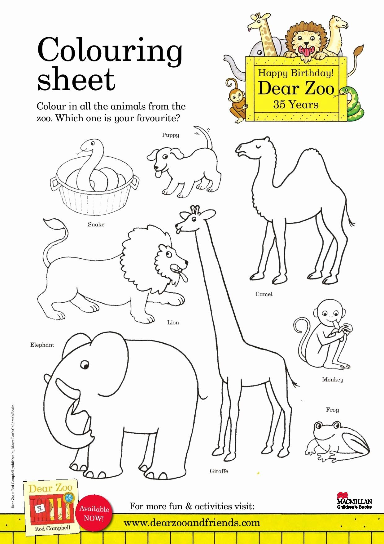 Pin on Popular Animal Coloring Pages