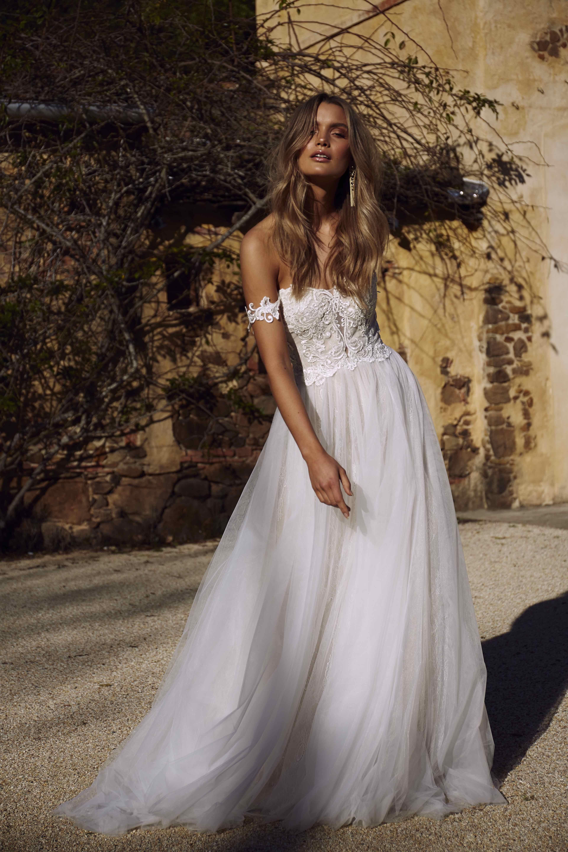 Ebony Lace Bride Sweetheart Wedding Dress Wedding Dresses