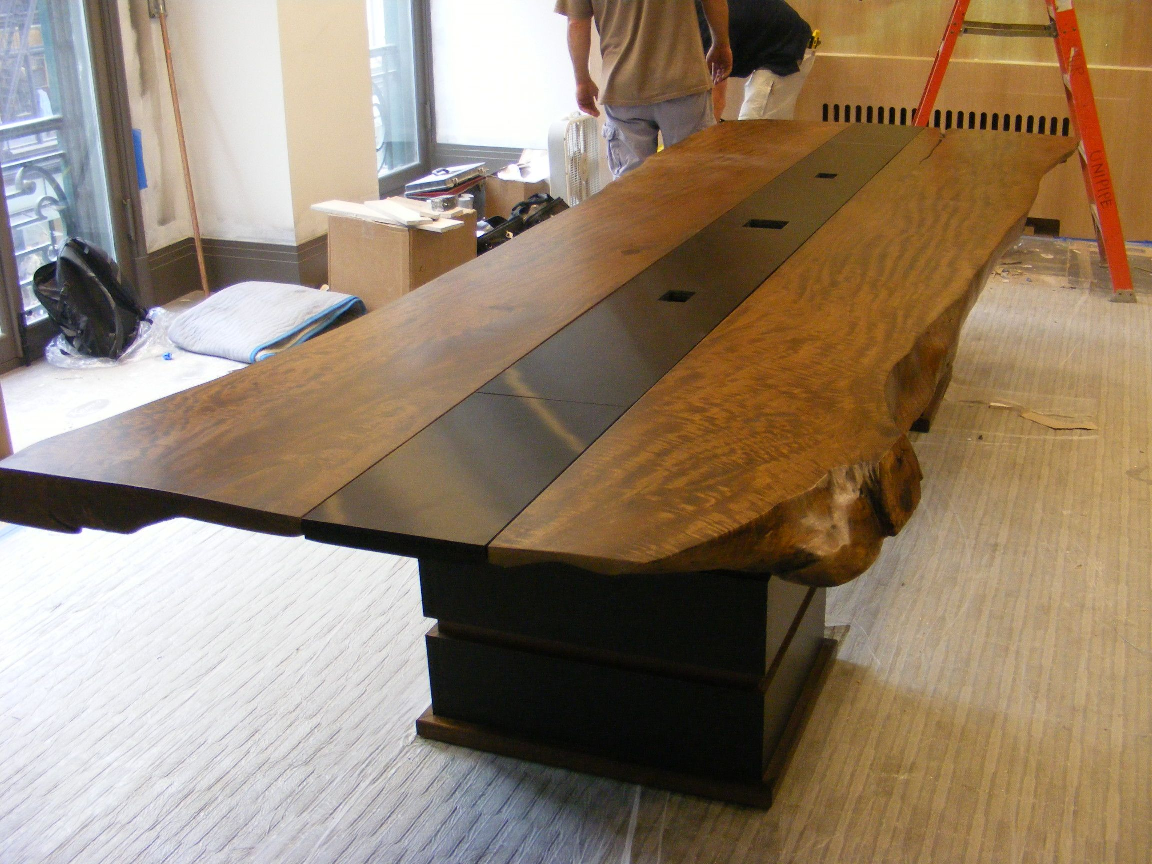 Reclaimed wood conference tables - Wood Conference Tables Conference Table