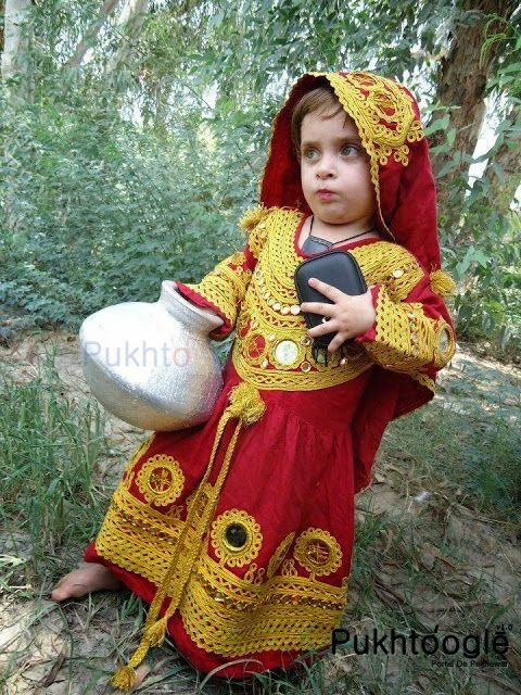 62532eaa7b Pashtun dress, Pakistan | Pakistan Dresses | Pakistani culture ...