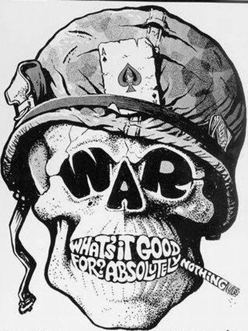 Cool army skull drawings