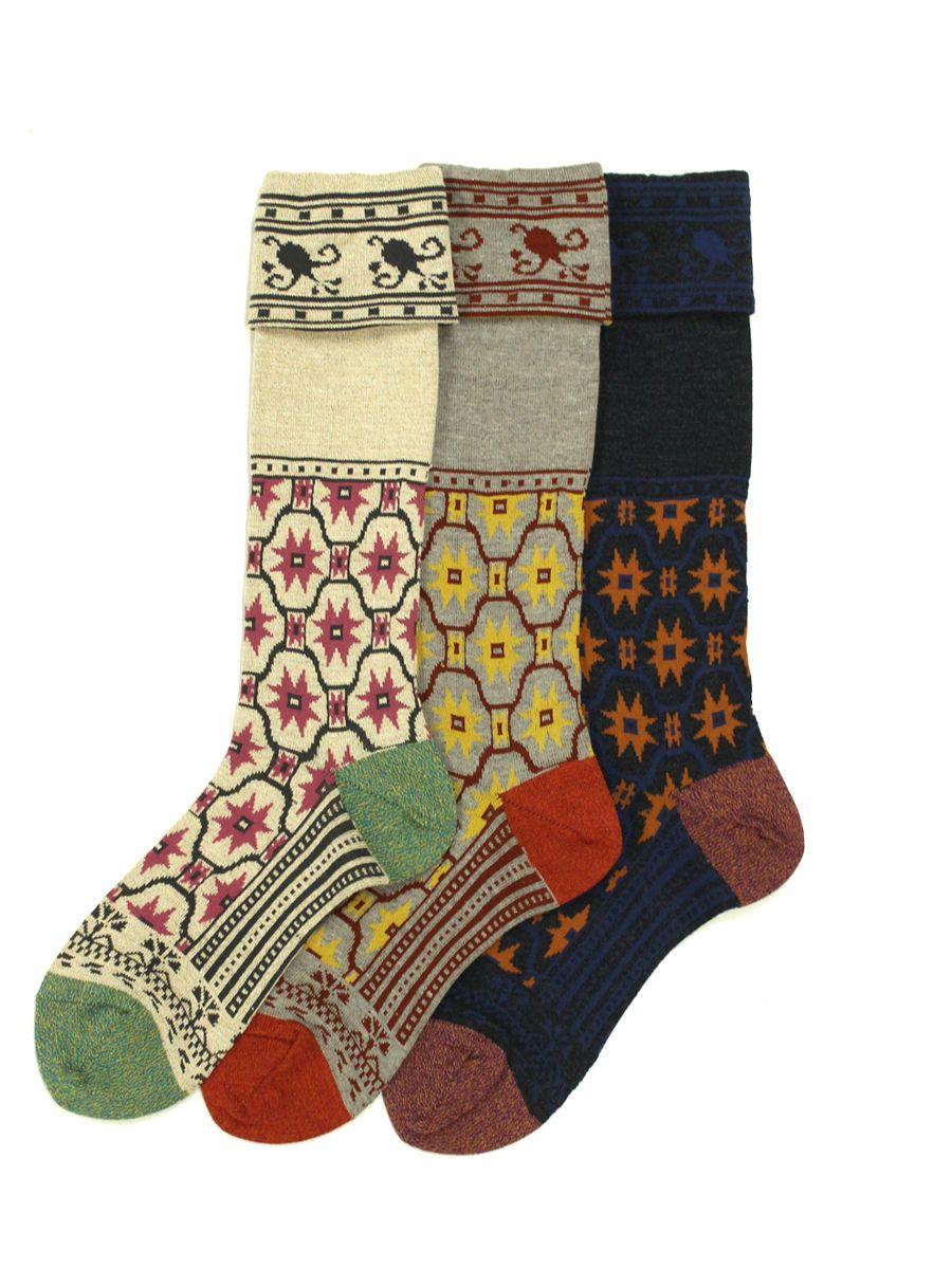 Socks - Kapital | wear it | Pinterest | Socks, Clothes and Patterned ...