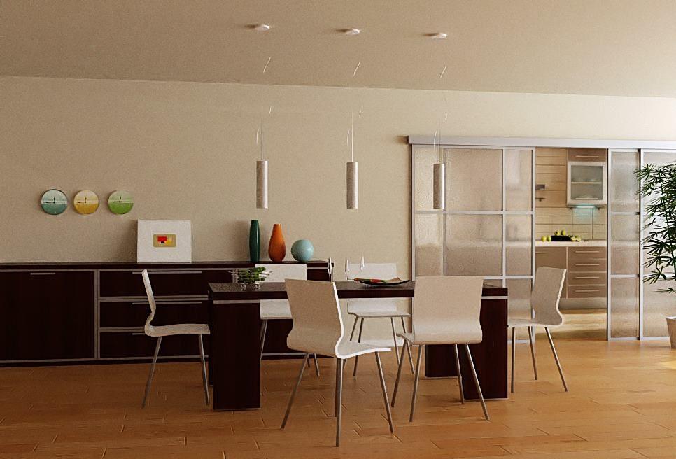 Rendering Soggiorno ~ Rendering interno realizzato da render lab cucina soggiorno
