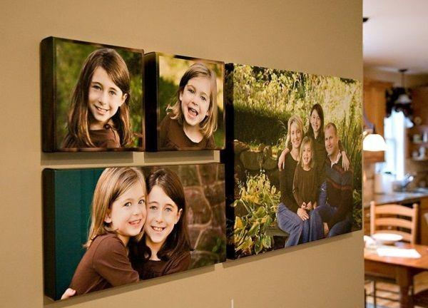 100 fotocollagen erstellen fotos auf leinwand selber machen fotoleinwand fotocollage drucken testsieger quadratisch 100x100