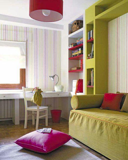 Wohnideen Wohnzimmer - 39 Ideen für ein sommerliches Flair ...