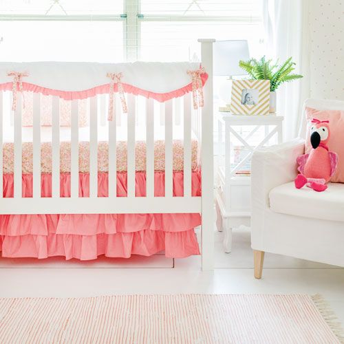 C Baby Bedding Is Oh So Trendy Add Sparkles And Gold To The Mix