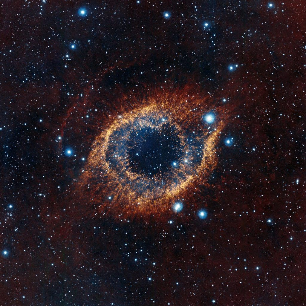 9 February 2017 | The Helix Nebula