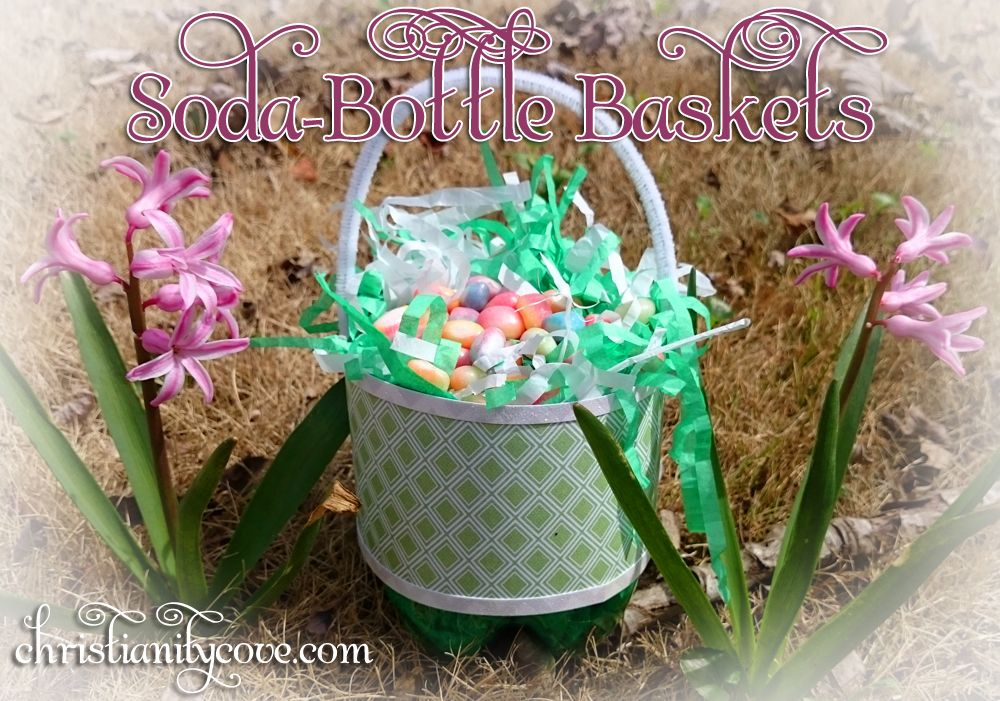 This easy easter craft using the bottoms of soda bottles and the this easy easter craft using the bottoms of soda bottles and the object lesson negle Images