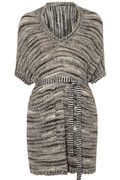 missoni textured open-knit wool and mohair-blend dress 835