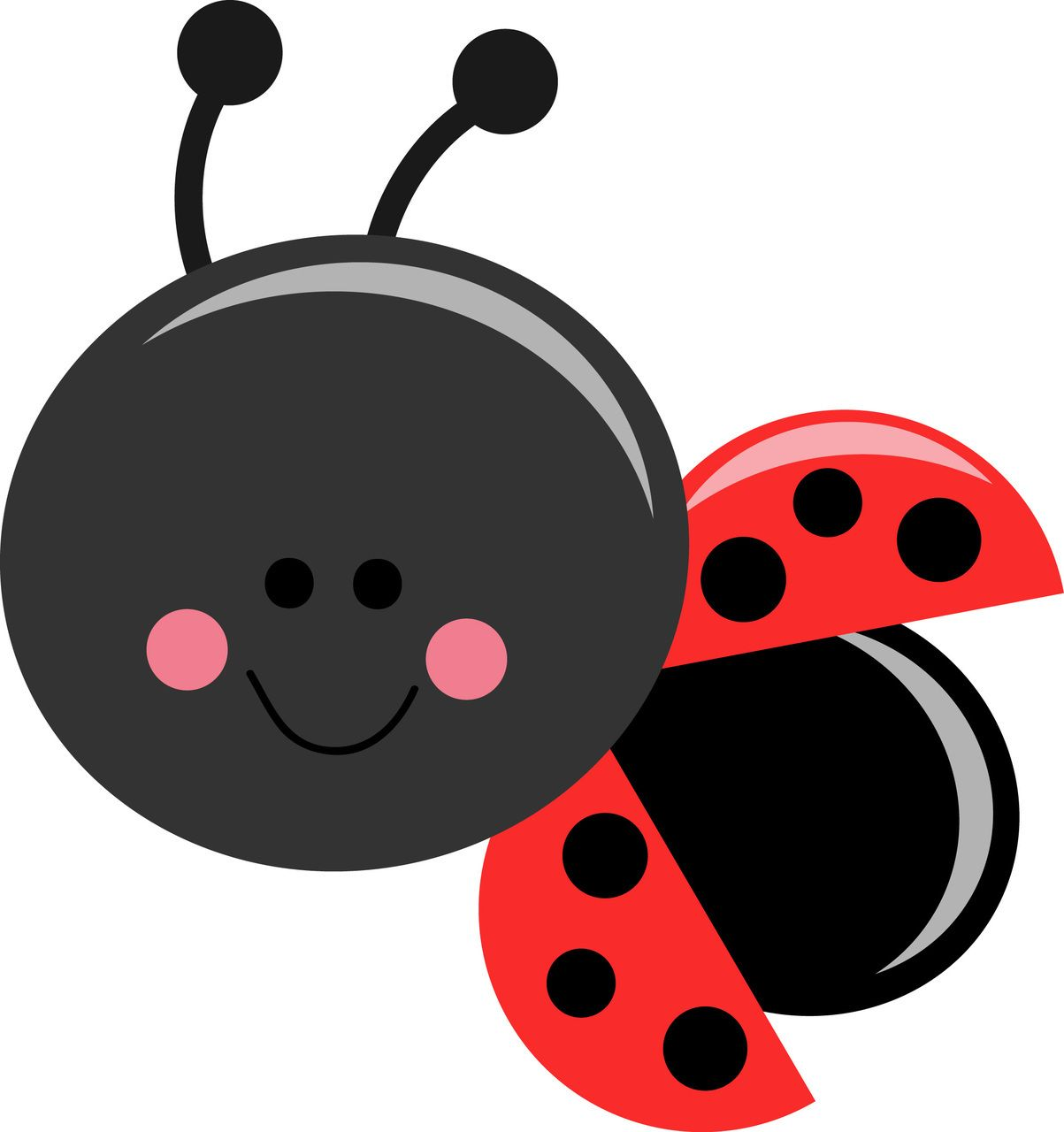 ladybug graphics cute ladybug images free cliparts that you can rh pinterest com free clipart bugs bunny free bug clip art images
